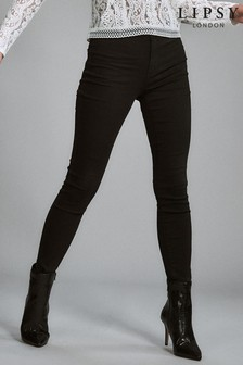 Lipsy Selena High Rise Skinny Short Length Jeans