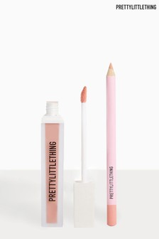 PrettyLittleThing Barely There Matte Lip Kit