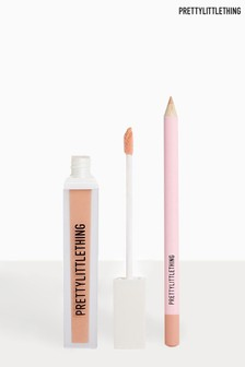 PrettyLittleThing Cotton Candy Shine Lip Kit