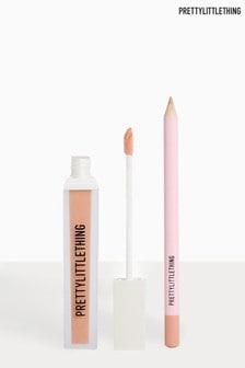 PrettyLittleThing Cotton Candy Shine Lip Kit
