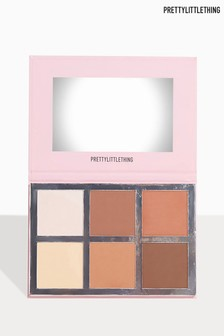 PrettyLittleThing Know Your Angles Contour Powder Palette
