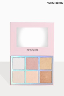 PrettyLittleThing Brighter Than Your Future Highlighter Palette