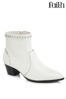 Faith Studded Ankle Boot
