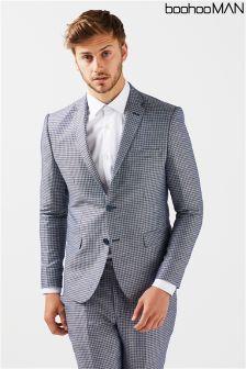 Boohoo Man Skinny Fit Suit Jacket