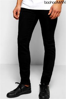 Boohoo Man Skinny Stretch Chino Trousers