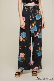 Miss Selfridge Wide Leg Trousers