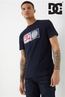 Koszulka z logo DC