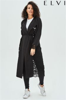 Elvi Lace Trench