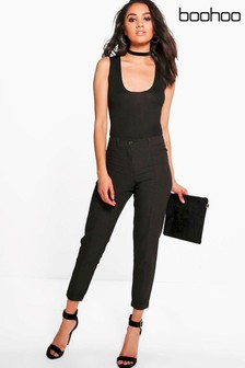 Boohoo Petite Tailored Trousers