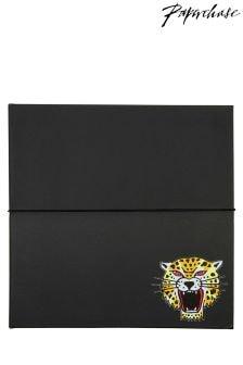 Paperchase Safari Tie Wrap Scrapbook