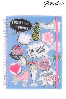 Paperchase A5 Slim Notebook