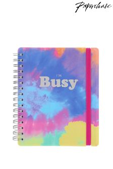 "Блокнот формата A6 с надписью ""I'm Busy"" Paperchase"
