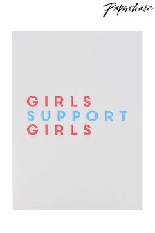 Paperchase Girls Support Girls