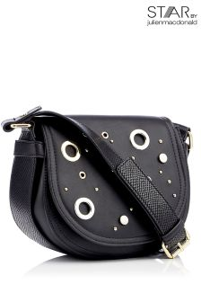 Star By Julien Macdonald Scattered Eyelet Saddle Bag