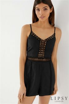 Lipsy Playsuit