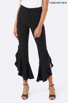 Forever New Frill Hem Pants