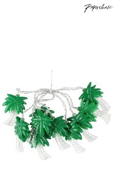 Paperchase 3D Palm Tree Lights