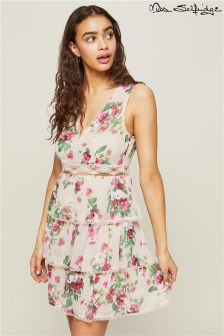 Miss Selfridge Tiered Mini Dress