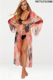 PrettyLittleThing Beach Cover Up