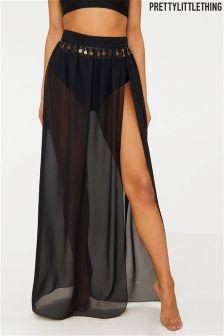 PrettyLittleThing Beach Skirt