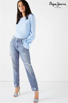 Pepe Jeans Tapered High Waist Jeans