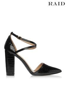 Raid Strappy Sandal with Block Heel