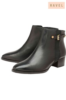 Ravel Block Heel Boots