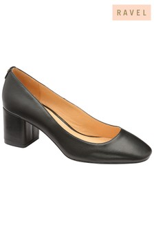 Ravel Low Heel Court Shoe