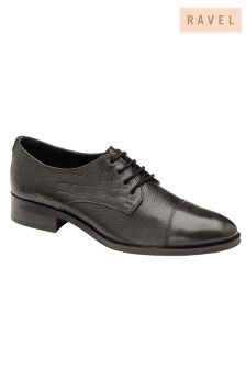 Ravel Lace Up Leather Shoes