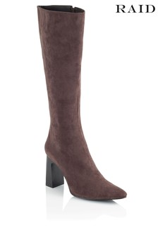 Raid Knee High Boots