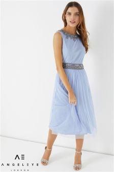 Angeleye Prom Style Midi Dress