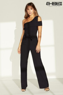 4th & Reckless Asymmetric Jumpsuit