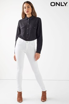 Only Weiche Skinny-Jeans