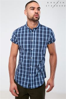 Broken Standard Check Shirt