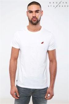 T-shirt Broken Standard à manches courtes