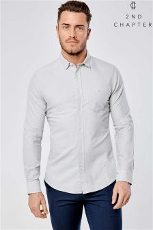 2nd Chapter Oxford Long Sleeve Shirt