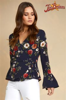 Joe Browns Floral Print Blouse