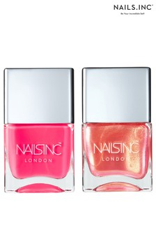 Nails INC Flock You Trend Duo