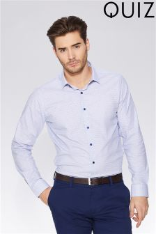 Quizman Slim Fit Shirt