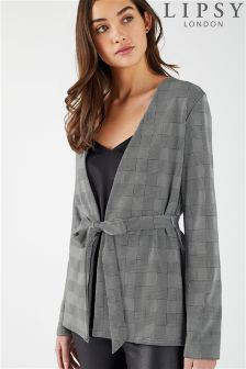 Lipsy Pow Belted Jacket