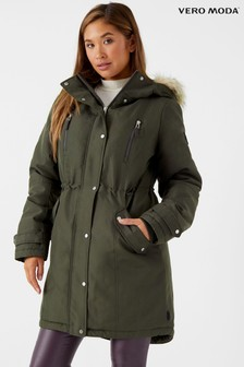 Vero Moda Track Expedition Parka Jacket