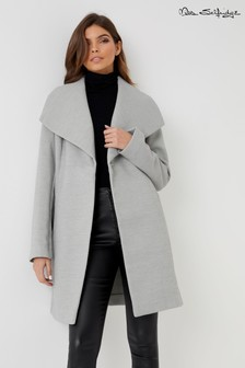 Miss Selfridge Wrap Coat