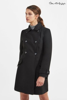 Miss Selfridge Long Sleeve Coat