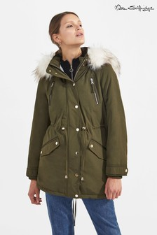 Miss Selfridge Luxury Parka Jacket