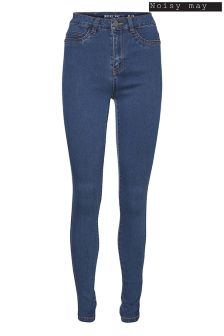 Noisy May High Waisted Jeans