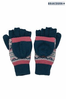 Brakeburn Fair Isle Gloves