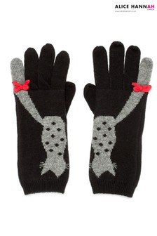 Alice Hannah Cat Glove