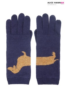 Alice Hannah Sausage Dog Glove