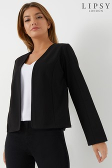 Lipsy Collarless Blazer