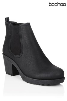 Boohoo Wide Fit Boots